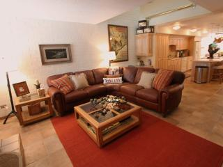 Remodeled Park Ave Condo Sleeps 9, Park City