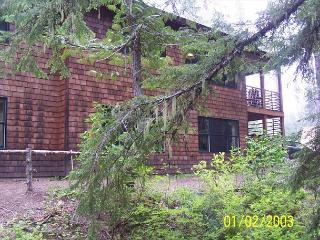 Marshall Cabin-Ski In/ Ski Out/ walk to Trillium Lake in Summer !!, Government Camp