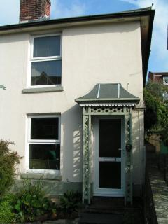 Front of house from front garden