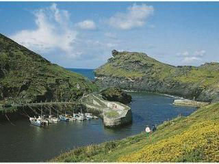 MARINERS COTTAGE, Boscastle