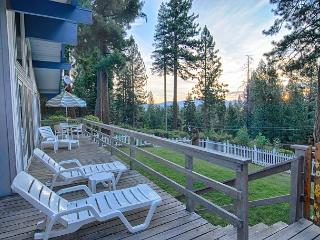 West Shore Snowflower Home -THIS HOME IS RENTED FOR THE 15/16 SKI SEASON, Tahoe City