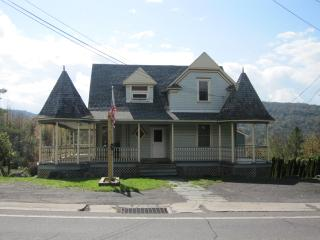 Large Victorian House w/hot tub,views, Tannersville