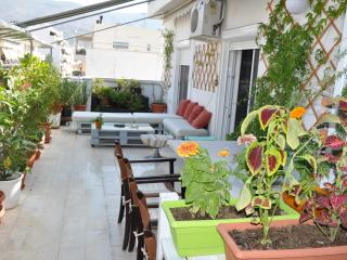 Spacious, lightful and fresh apartment, Volos