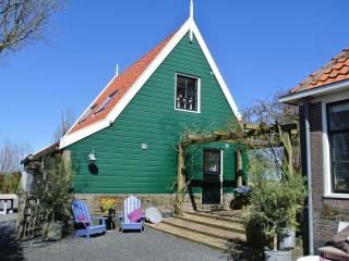 Skaap b&b Amsterdam Waterland