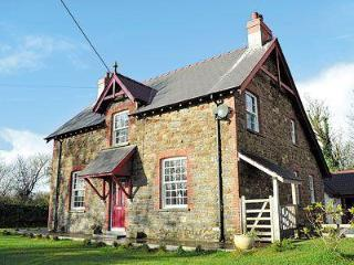 MAESOLAND FARM HOUSE, Llansteffan