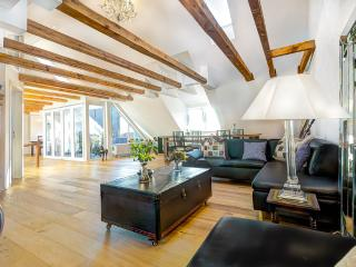 High Class Penthouse + Terrace, Munich