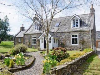 NETHER BELLANDY FARMHOUSE, Ballindalloch