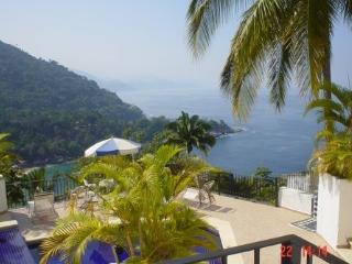 One of the most beautiful views of Puerto Vallarta, Boca de Tomatlan