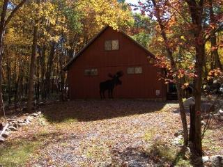 Chalet up in Poconos Mountians, Albrightsville