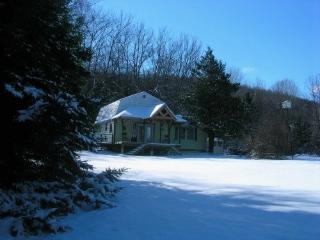 Red Road Ranch Seasonal house rental, Margaretville