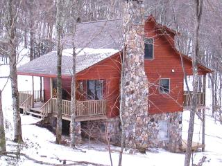 WNC Mountain Cabin on Grandfather Mountain, Banner Elk