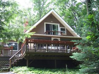 Gameroom House. With 50' TV near Camelback Mt., Tannersville