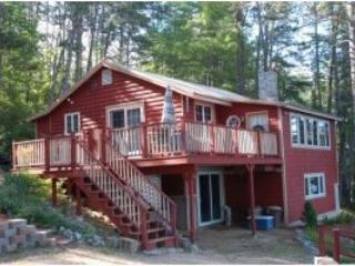 All Season Lake Ossipee NH Waterfront Home Private, Freedom