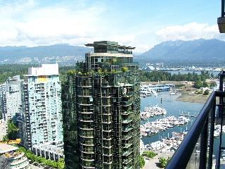 View, Two Bedroom Coal Harbour Apartment, Vancouver