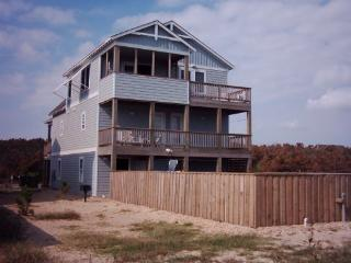 Nags Head Ocean View Home with Private Pool