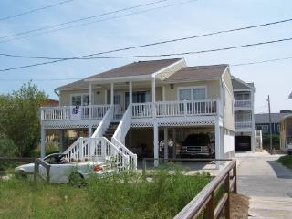 Sound front & 32' boat dock, Wrightsville Beach