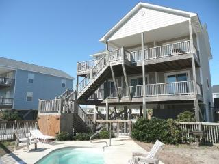 Oceanside Home, Private Pool, Beautiful!, Holly Ridge