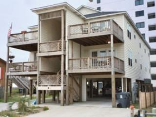 Beautiful oceanside condo, Carolina Beach