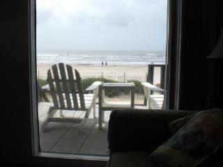 Ocean/Beach Front Home in Surfside Beach, TX