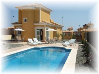 3 Bed Luxury Villa & Pool, Mazarron