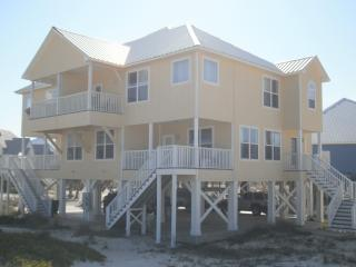 Hottest Beach House On the Gulf in Gulf Shores, Fort Morgan