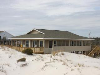 Waterfront Beach House, Florida, Dog Island, Carrabelle