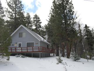 'Colusa Pines' Vacation Cabin in Big Bear Lake, CA, Moonridge