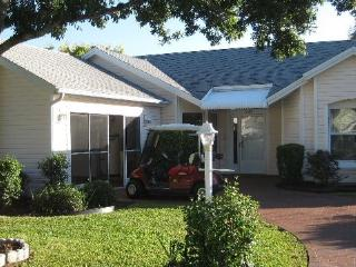 Luxury Designer Home With Golf Cart Included, Lady Lake