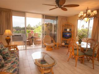 Picturesque Condo with 1 Bedroom/2 Bathroom in Kihei (Nani Kai Hale # 301)