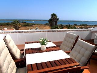 Terrace apartment with magnificent sea view, Cabanas