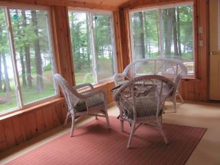 Private Lakeside Cottage in Wayne Maine