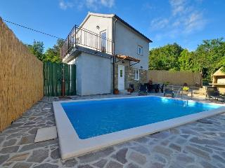 Holiday houses with Pool, Buzet