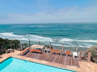 Oceanfront Home w/ Private Pool, Stairs to Beach, Encinitas