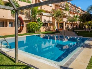 Beachside apartment Marbella