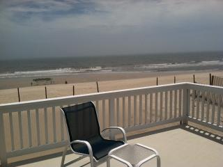LBI Oceanfront Home For Rent Right on the Beach, Long Beach Township