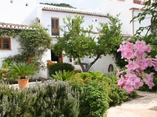 Walled gardened townhouse with private pool, Canillas de Aceituno