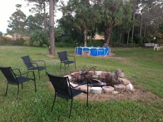 SPACIOUS 5TH WHEEL ON OUR OPEN LAND, Loxahatchee