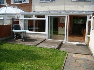 Basildon Centre Holiday House