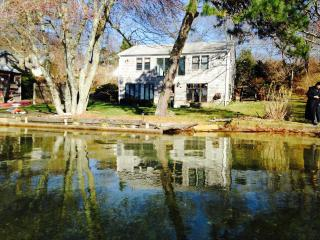 Water Front rental in Cape Cod, Mashpee