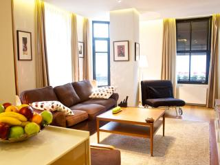 Large 2-Bedroom Apartment w reception & elevator!, Istanbul