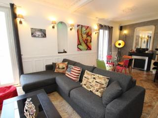 Superb 2 bedrooms flat in Westside Paris, Neuilly-sur-Seine