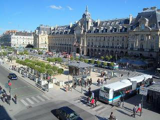 Adjacent to the vibrant Place de Republique, with the charm of the daily market.