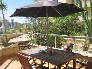 Watergardens 1 Bedroom Apartment with 2 Terraces, Gibraltar