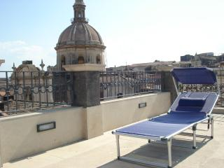 Catania holiday  penthouse