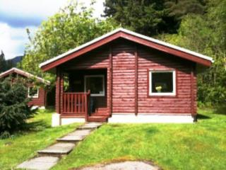 Summer Lodge. Pucks Glen, Dunoon