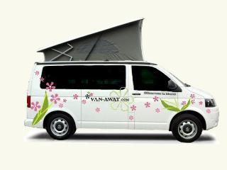 Campervan Hire South of France, Toulouse