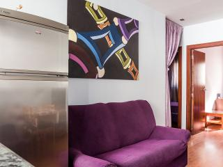 Inside City&Beach!Wi-Fi&Air co!Complete property!!, Valencia