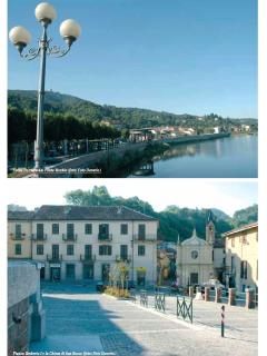 San Mauro Village (suburb of Turin) 5 km from City Center