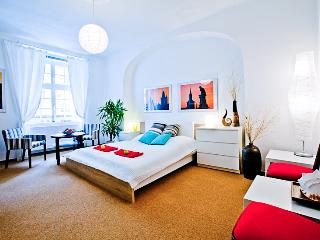 Holiday apartment in Prague, Praga