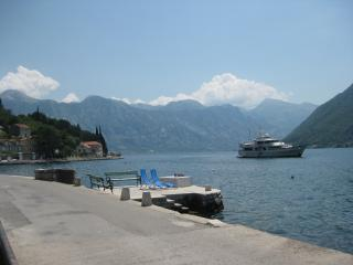 The Boathouse, Perast